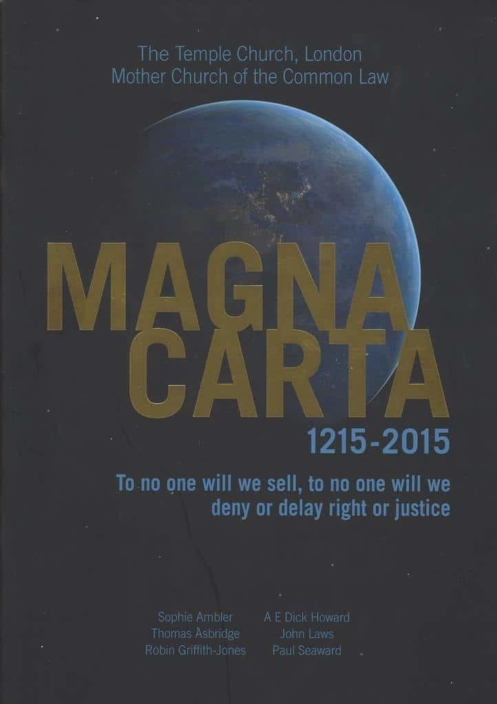 Magna Carta 1215 to 2015