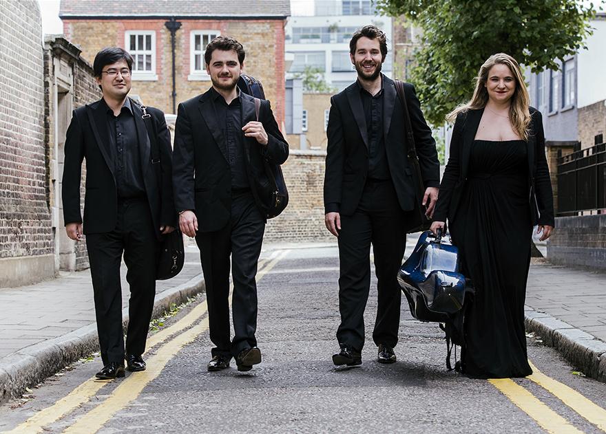 REVIEW: 4* Piatti Quartet - Young Ensemble at its finest
