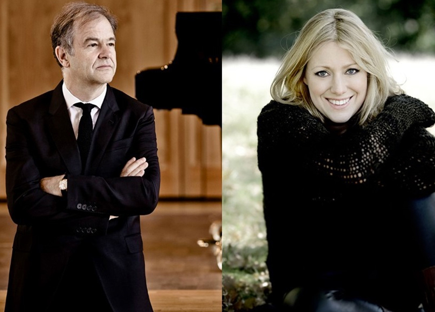 REVIEW: Temple Song, The Schumanns at Home - Sophie Bevan and Julius Drake
