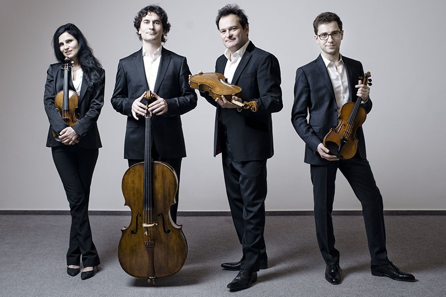 REVIEW: Clássicos dos Clássicos reviews the Belcea Quartet's Temple Music debut