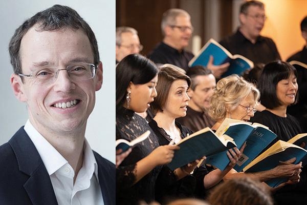 Greg Morris and Collegium Musicum of London